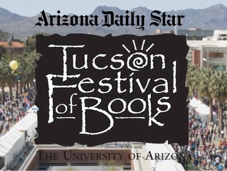 Tucson Festival of Books 2020