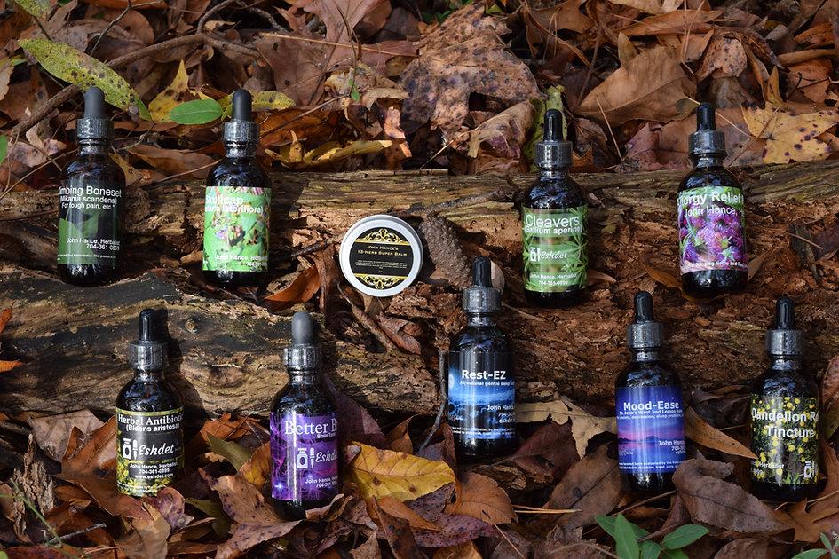 Best Selling Organic Herbal Remedies from Eshdet Herbs