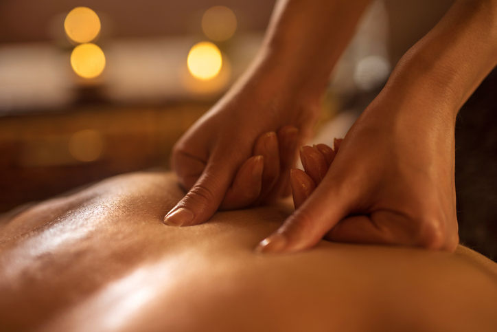 Pain Relief by Touch