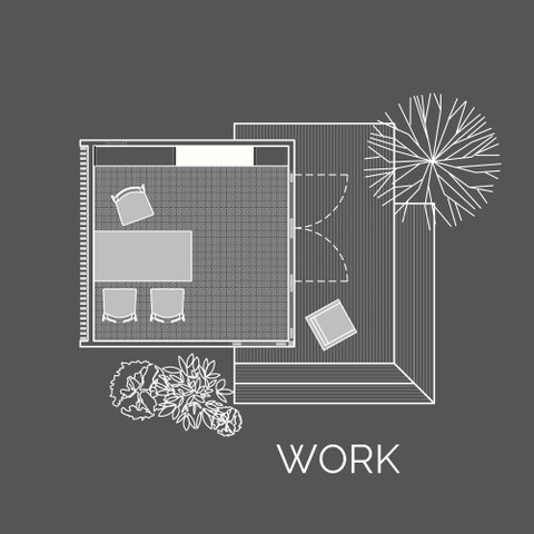 Optimize your productivity, professionalism and connectivity with a dedicated space tailored to your business goals:  traditional office, personal services, creative ventures.   Whatever your work-life, choose from our kit of parts to create your ideal space.
