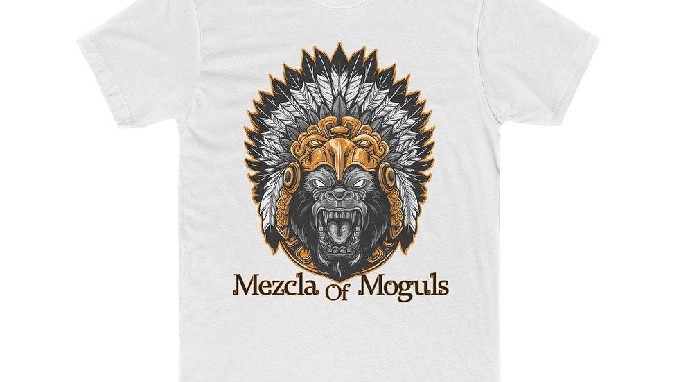 Aztec Gorilla M.O.M Men's Cotton Crew Tee