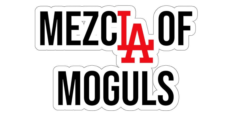 MezcLA Of Moguls Kiss-Cut Stickers