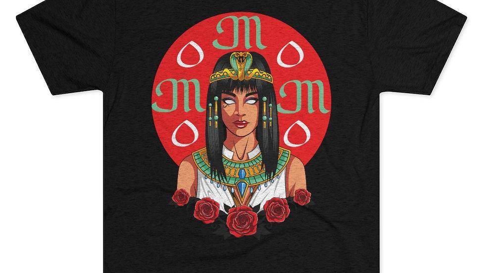 Cleopatra M.O.M Men's Tri-Blend Crew Tee