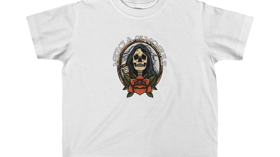 Skull Rose M.O.M Kid's Fine Jersey Tee