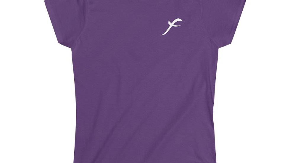 SkarxFace Visuals Logo Women's Softstyle Tee