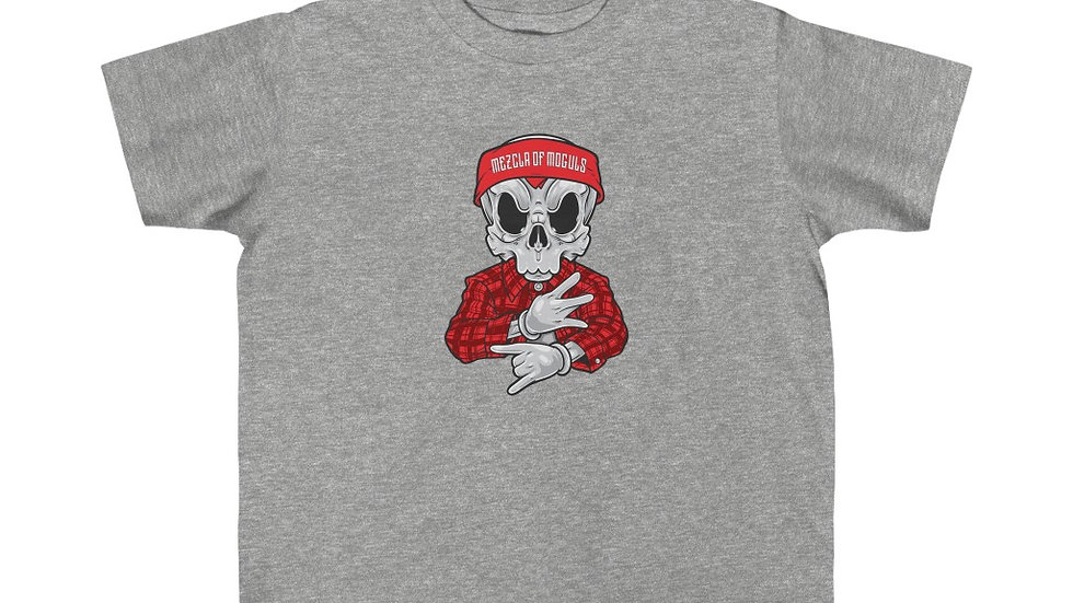 Chicano Skull M.O.M Kid's Fine Jersey Tee