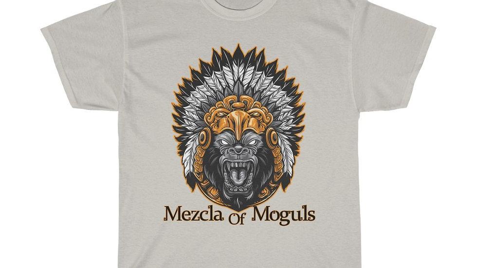Aztec Gorilla M.O.M Men Boxy Heavy Cotton Tee