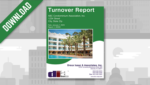 Sample Turnover Report