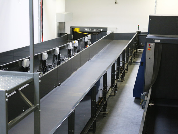 Baggage Handling Systems - BHS - Innovative systems for airport - airport conveyors (2)
