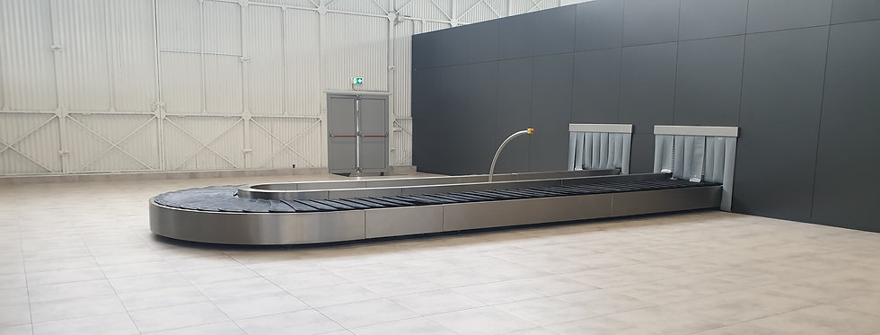 Baggage Reclaim Carousel - Airport Conveyor - CITCOnveyors