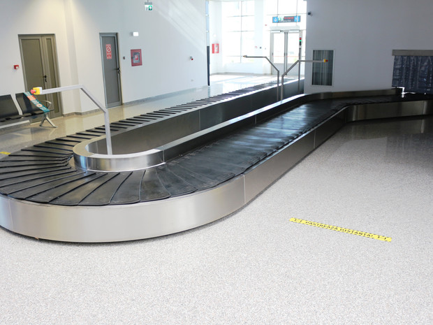 Baggage Reclaim Carousel - Baggage Carousels - CITCOnveyors - airport conveyors