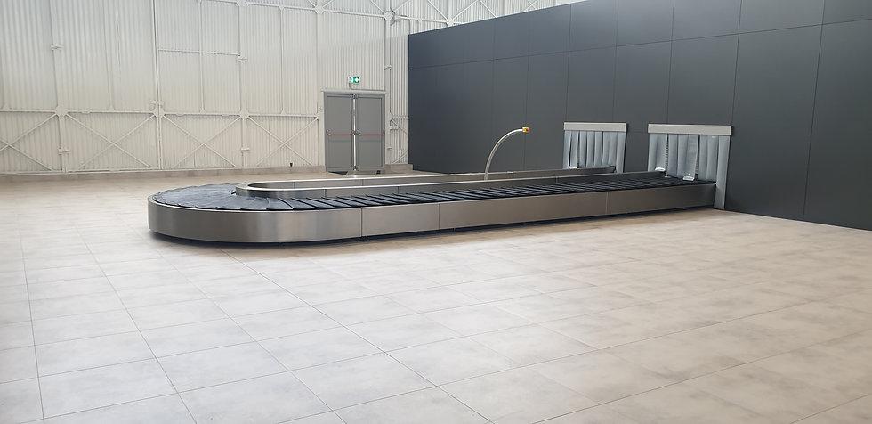Baggage Reclaim Carousel - CITCOnveyors - Airport Conveyor