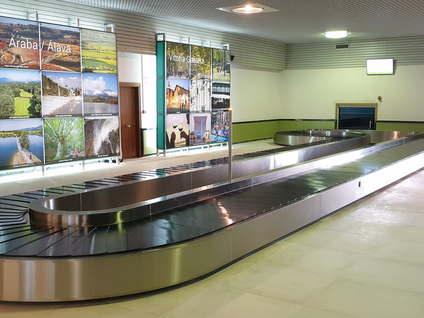 Baggage Carousel - Baggage Handling System - Airport Coneyors - CITCOnveyors