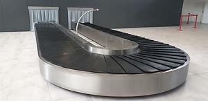 Baggage Carousel - CITCOnveyors - Aeroport Piestany Slovacia