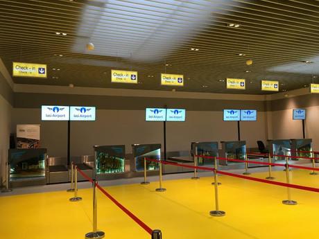 Iasi Airport - CITCOnveyors