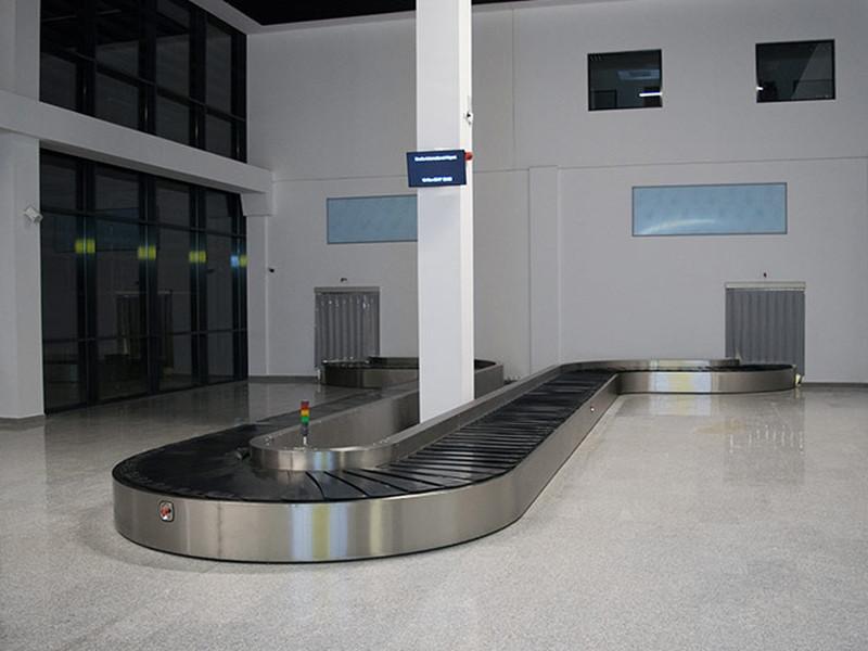 George Enescu Airport - CITCOnveyors