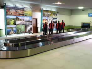 Baggage Carousel - Baggage Handling System - Airport Coneyors - CITCOnveyors