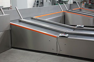 Check in Conveyor - CITCOnveyors