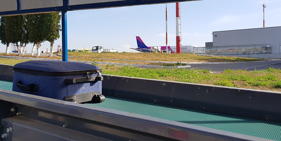 Baggage Runway Conveyor Belt - Airport Conveyors - CITCOnveyors
