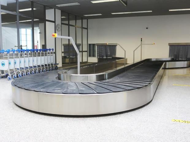 Baggage Reclaim Carousel - Baggage Carousels - CITCOnveyors - airport conveyors