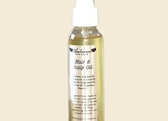 Ambiance Hair & Scalp Oil