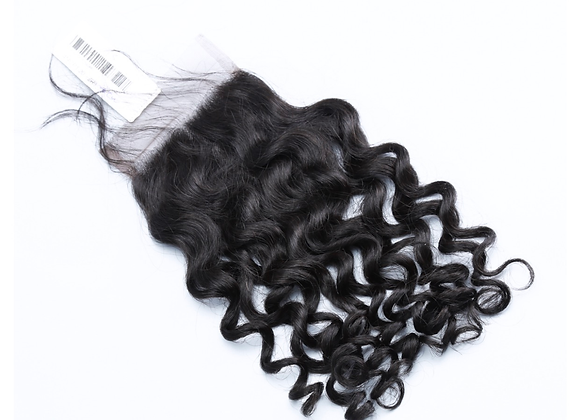 Jerry Curl Lace Closure