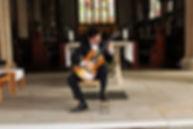 London Classical Guitarist Finbarr Malafronte