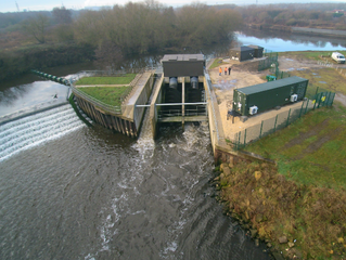 First Co-Location of Batteries at UK Hydro Schemes in the UK