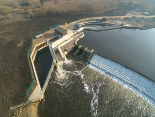 Kirkthorpe Hydropower Scheme Shortlisted for British Construction Industry Awards