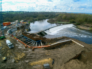Kirkthorpe Hydropower Construction Update