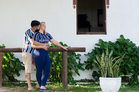 Ensaio de noivos | Geórgia e Renato
