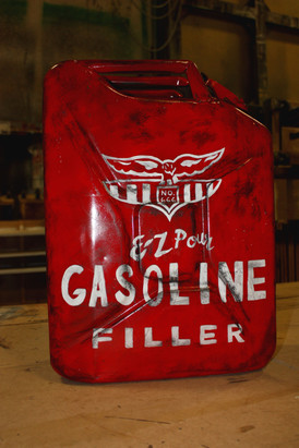Finished Gas Can