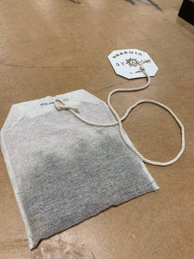 Giant Tea Bag