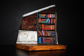Library Miniature