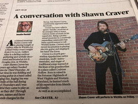 Shawn Craver News