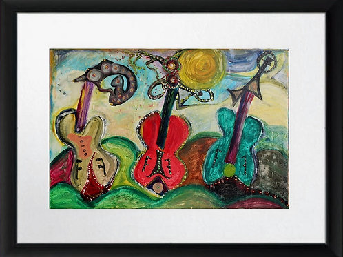 """The Three Fiddlers"""