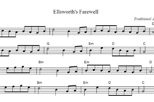Ellsworth's Farewell