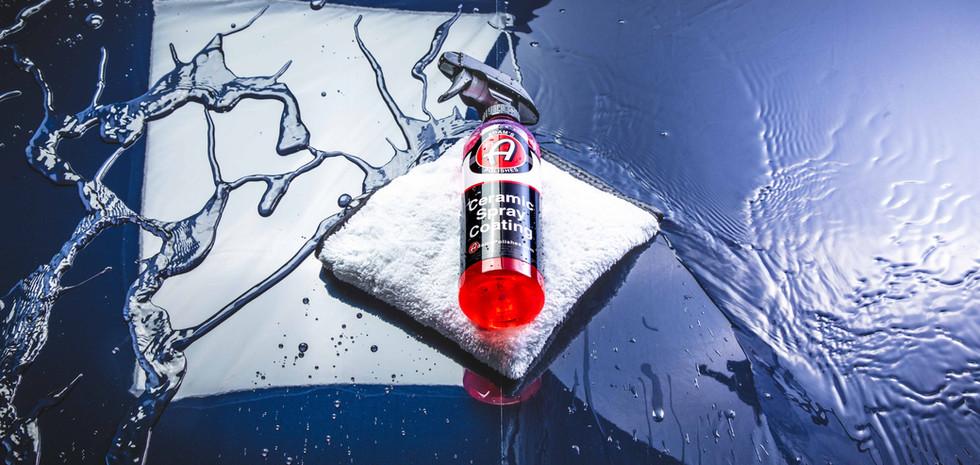 Effects of Ceramic Spray Coating