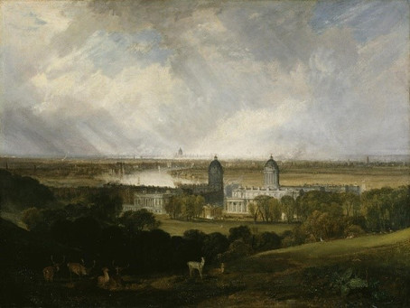 Turner's View of Greenwich