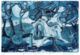 Arrival (house that jack built ) blue 6x