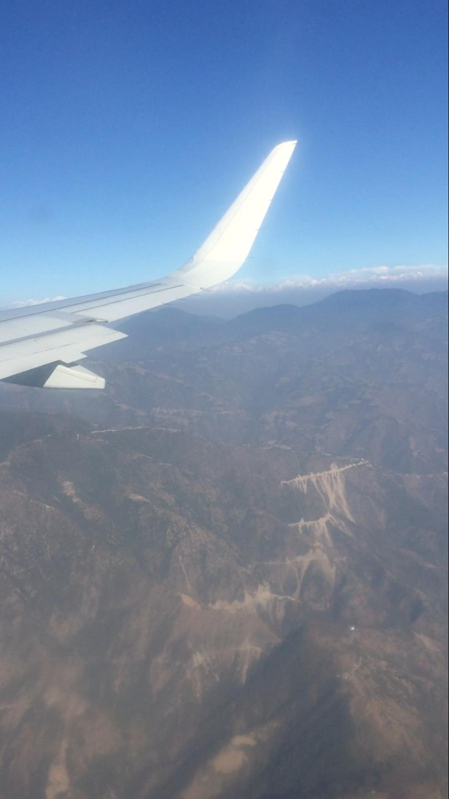 Those Himalayas though