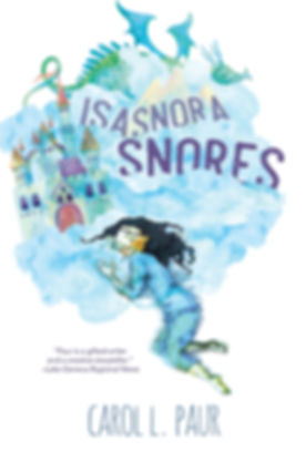 Isasnora Snores eimage for publicity Sep