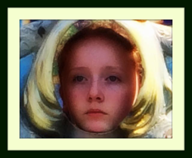 Sour Unhappy Girl Cousin