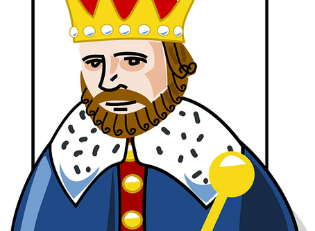 A Distracted King - Fred the Fifteenth