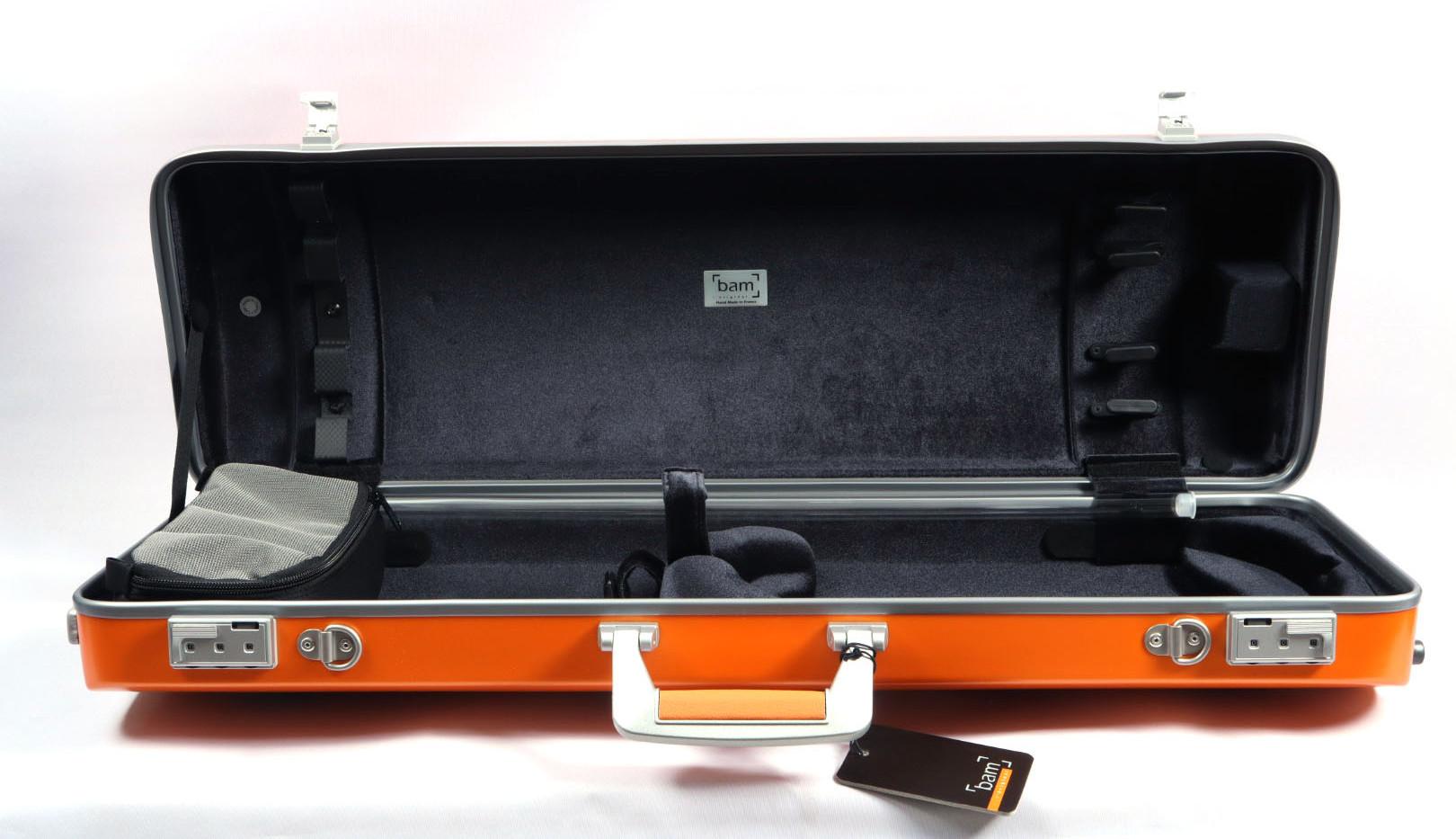 DEF2001XLO - Hightech La Defense Oblong Violin Case