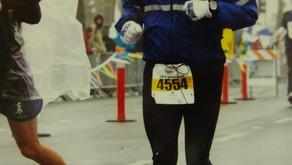 Maratonista aos 70 anos