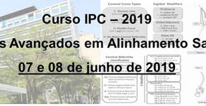 10º CURSO IPC – TEMAS AVANÇADOS EM ALINHAMENTO SAGITAL