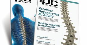 IPC lança segunda edição de sua revista direcionada à comunidade médica