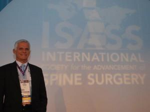 Dr Luiz Pimenta é nomeado Presidente da (ISASS).