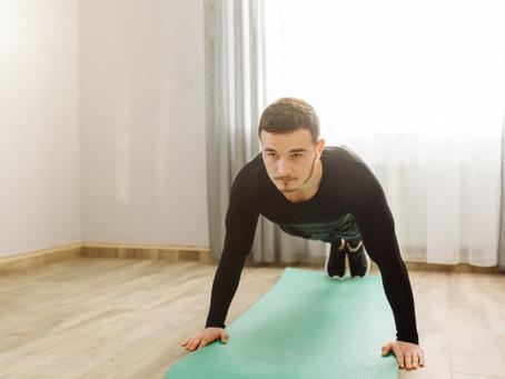 Cartilha de atividades de alongamento e exercícios para pós-operatório